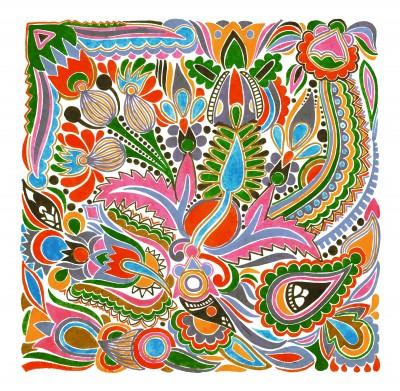 flower pattern_rf