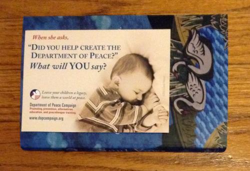 PeacePostcard